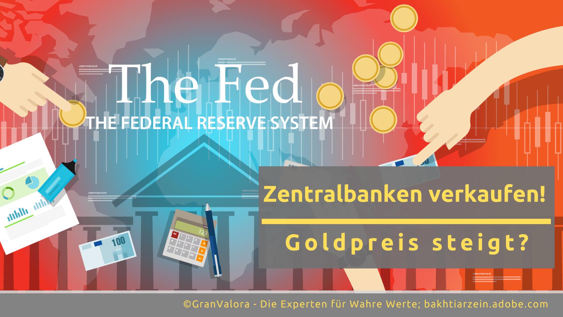 Gold: Sinkende Nachfrage und mehr Verkäufe der Zentralbank – aber steigender Preis – Wie passt das zusammen?