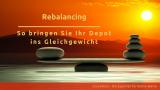 Asset Allocation und Rebalancing: Darauf kommt es an