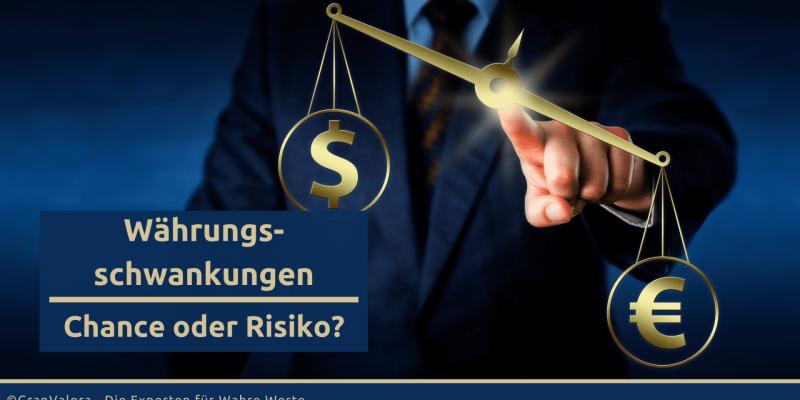 Welche Rolle spielt das Währungsrisiko beim Edelmetall-Investment?